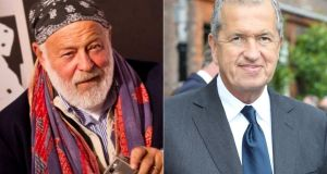 The claims about Bruce Weber (left) and Mario Testino, which they both deny, appeared in the New York Times. Photographs: Evan Sung/The New York Times; im P Whitby/PA