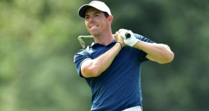 Rory McIlroy resumes tournament action at this week's Abu Dhabi Championship  after an injury-plagued season in 2017. Photograph:  Stuart Franklin/Getty Images