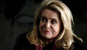Catherine Deneuve: stood by original letter criticising #MeToo campaign but distanced herself from a number of other female signatories. Photograph:  Clemens Bilan