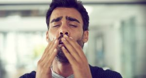 "Trying to contain a forceful sneeze could lead to ""numerous complications"". Photograph: iStock"