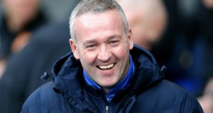 Paul Lambert has been appointed as the new manager of Stoke, the Premier League club have announced. Photograph: Clint Hughes/PA