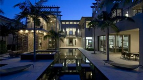 Rory McIlroy's pad in Palm Beach Gardens.