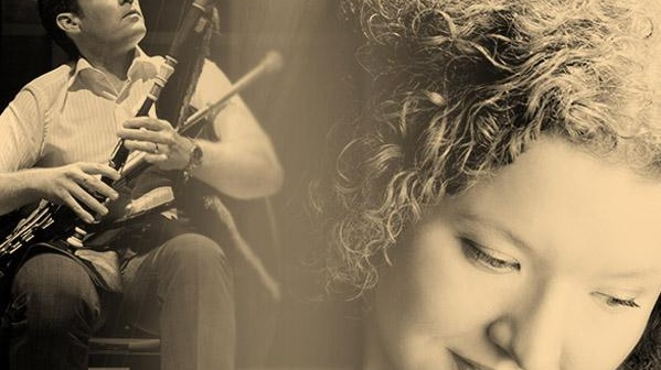 David Power and Tríona Marshall play a special lunchtime concert