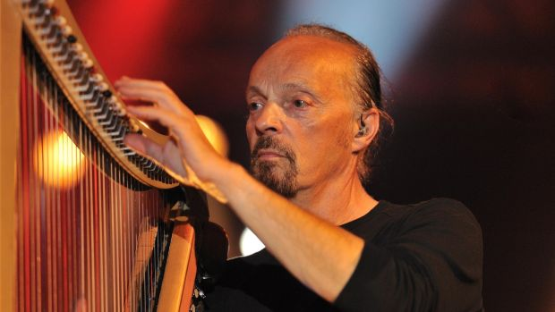 Alan Stivell will play his first public performance in Ireland in a very long time on Friday at Dublin Castle