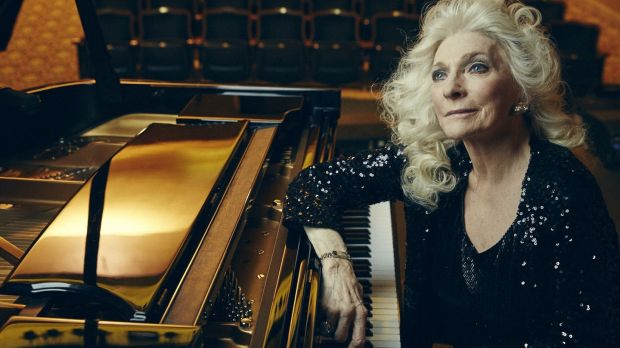 Judy Collins: A grande dame of American folk music. Photograph: Miller Mobley
