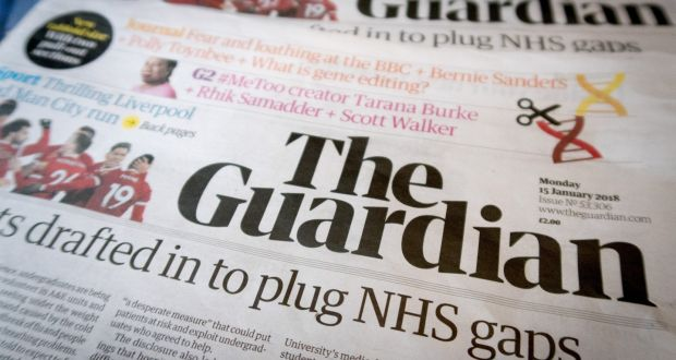 In A Cost Cutting Move, The Guardian Media Group Has Ditched The  Distinctive Berliner