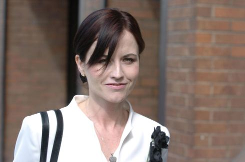 Dolores O'Riordan at the High Court in Dublin in April 2004. Photograph: Haydn West/PA Wire