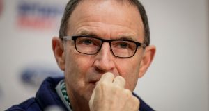 A big win would quickly take the attention off Martin O'Neill. Photograph: Inpho