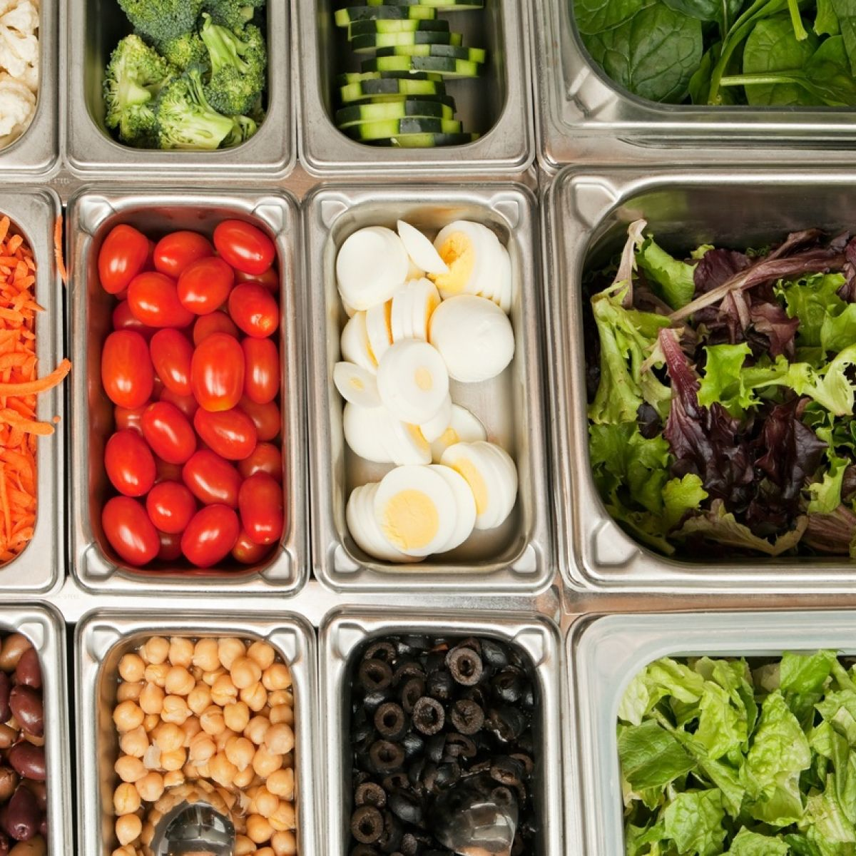 Deli counter: Where is someone looking to be healthier to start?
