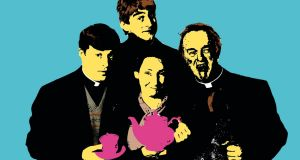 Part of the reason 'Father Ted' remains popular today  is that its anarchic humour has a certain timelessness.
