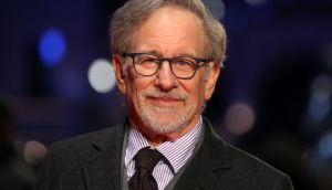 Steven Spielberg: 'I probably watch five old movies a week and five new movies a week. And it's the old films more that make me want to keep directing.' Photograph: Daniel Leal-Olivas/AFP/Getty Images