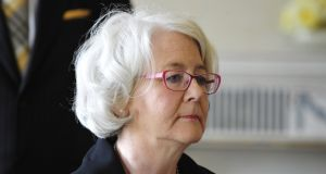 Ms Justice Mary Ellen Ring: the chairwoman of the Garda Síochána Ombudsman Commission is seeking additional funding and independence from the Department of Justice. Photograph: Aidan Crawley