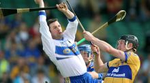 Former Tipperary goalkeeper Brendan Cummins outlined the levels of preparation a top-level player must put himself through . Photograph: Lorraine O'Sullivan /Inpho
