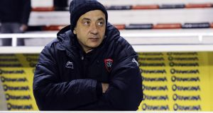 "Toulon's president Mourad Boudjellal: ""I'm not homophobic either, but I have called someone a faggot."" Photograph:  Getty Images"