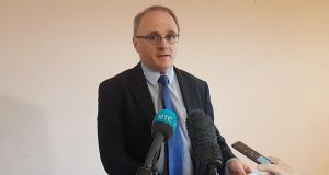 "Barry McElduff: Mary Lou McDonald spent a few days insisting his suspension was ""a proportionate response"" for a ""stupid"" stunt."