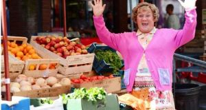 Brendan O'Carroll: creator of Mrs Brown's Boys continues to profit from his hugely successful comedy show.