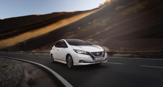 Nissans New Leaf To Overturn The Electric Car Market
