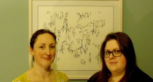 Double vision: visual artist Yvonne Hennessy and poet Liz Quirke