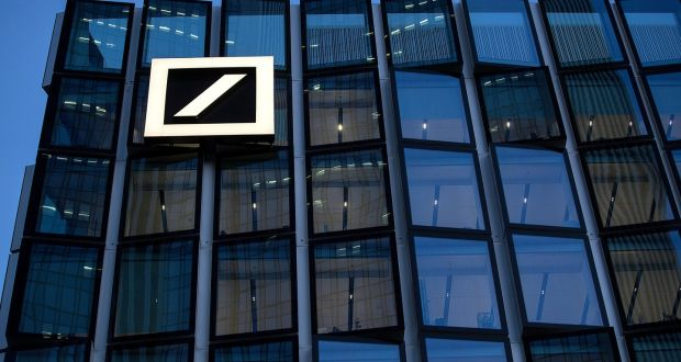 Dusche Bank deutsche bank to move fewer than expected