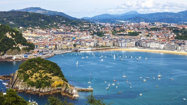 Direct ferry service takes freight from Ireland to Spain