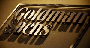Goldman Sachs is one of a number of Wall Street banks that have taken big charges because of Trump's new tax law. Photograph: David Gray/Reuters