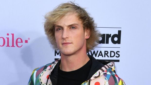 YouTube celebrity Logan Paul earned an estimated $12.5 million from the video-hosting platform in 2017. Photograph: Mark Ralston/AFP/Getty Images