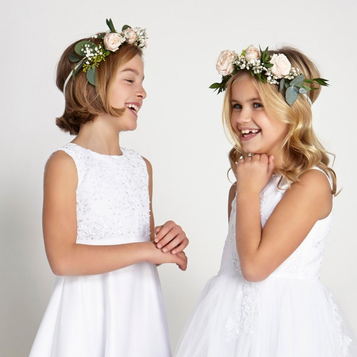 Heavenly dresses for Holy Communion