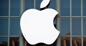 Apple has $252.3 billion in cash abroad. Photograph: Getty