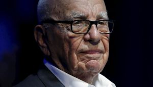 Rupert Murdoch, owner of Wireless, which would be a logical buyer for Newstalk. Photograph: Mike Blake/Reuters