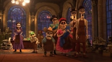 'Coco' creators on the colourful Mexico that inspired them