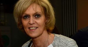 RTÉ's group head of commercial Geraldine O'Leary. Photograph: Dara Mac Dónaill.
