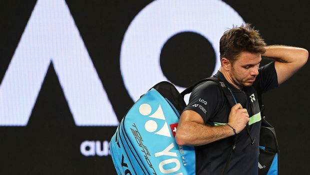 Former champs Wawrinka, Muguruza ousted as temperatures soar at Australian Open