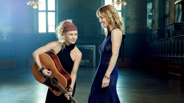 Alt country with a tincture of Dusty Springfield: Shelby Lynne and Alison Moorer