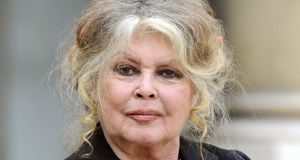 "French actor Brigitte Bardot expressed regret that the global debate sparked by allegations against  US producer Harvey Weinstein was ""taking the place of important issues that could be discussed"". File photograph: Eric Feferberg/AFP/Getty Images"