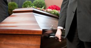 Royal London found that burial plots can cost as much as €9,000, or more. Photograph: iStock