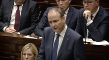 Micheál Martin supports repeal of the Eighth Amendment
