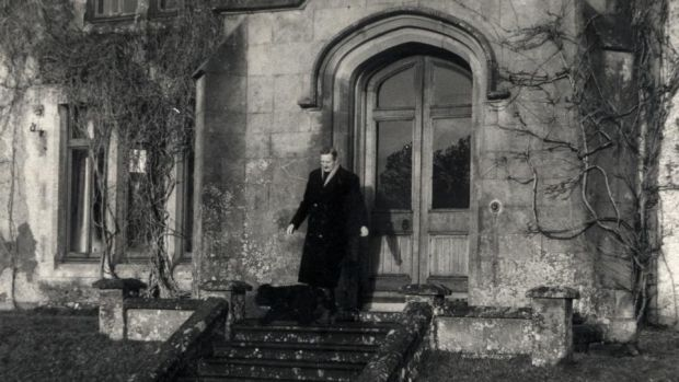 Annaghmakerrig: Tyrone Guthrie at the Co Monaghan house he left to Ireland as an artists' retreat