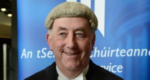 "High Court president Mr Justice Peter Kelly said he was ""completely open-minded"" about suggestions for changes to the ward of court system. Photograph: Cyril Byrne"