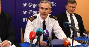 Supt Flor Murphy confirmed that  gardaí were aware of the 1995 baby discovery and said 'everything will be looked at'. Photograph:  Domnick Walsh