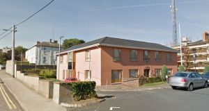 Men arrested after a burglary in Co Wicklow have been detained at Bray Garda station (above) under section 4 of the Criminal Justice Act. File photograph: Google Street View