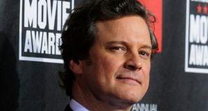 Colin Firth: latest actor to shun Woody Allen following allegations by Dylan Farrow that the director abused her. Photograph: Phil McCarten/Reuters