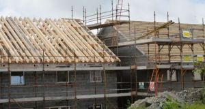 The State needs timelines for the delivery of social housing targets, according to Roughan MacNamara of Focus Ireland. Photograph: Alan Betson/File