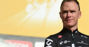 Chris Froome should be suspended by Team Sky during the investigation into alleged doping, says the UCI president. Photo: Artur Widak/NurPhoto via Getty Images
