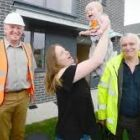 The way forward:  Dublin City Council and Ó Cualann co-operative has built houses in Ballymun with a starting price of €140,000.