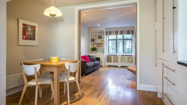 Two Bed With Smart Redesign In Monkstown For 375k