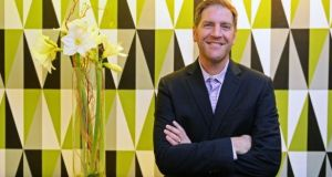 InsideSales.com chief executive Dave Elkington: the company is preparing to reach IPO scale. Photograph: Eric Luke