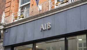 AIB closed up by 4.4 per cent, with strong volume traded on Friday. Photograph: Aidan Crawley