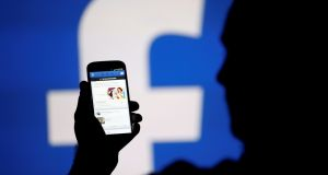 Facebook: the social-media company, where almost half of the illegal content was to be found, reviewed complaints in less than 24 hours in 89.3 per cent of cases. Photograph: Dado Ruvic/Reuters
