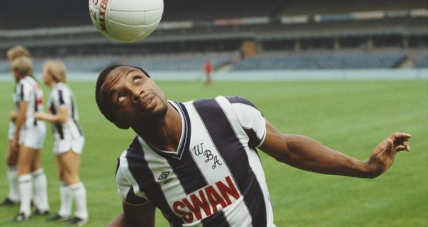 The monkey chants, the bananas and Cyrille Regis's unending courage