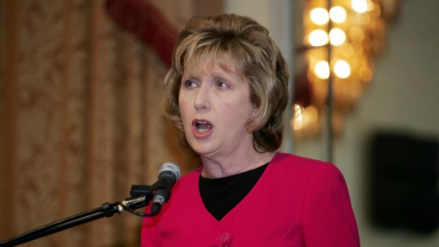 "Former president Mary McAleese: ""My generation largely rejected Humanae Vitae's ban on artificial contraception and along with it magisterial control over family size. Our small families testify to that."" Photograph: Eric Luke"